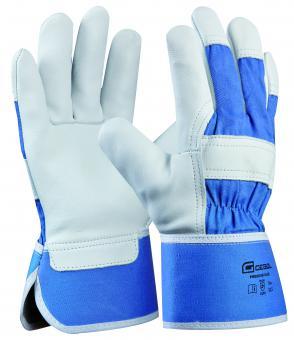 Premium Blue Handschuh