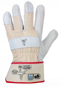 Handschuh Rindvollleder