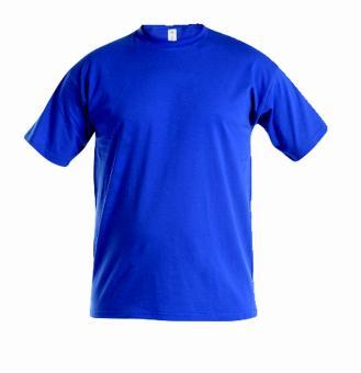 Herren T-Shirt B+C 150 large | kornblau (08)