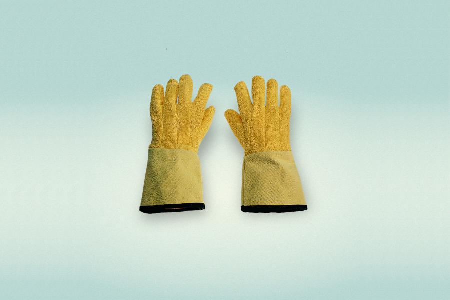 K-Terry Hitzeschutzhandschuh