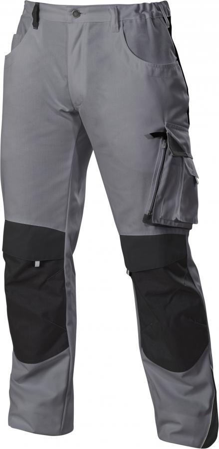 Bundhose Extrem grau/schwarz (935) | Herren L / 52