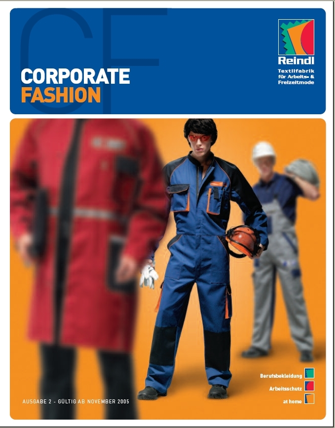 Katalog Corporate Fashion