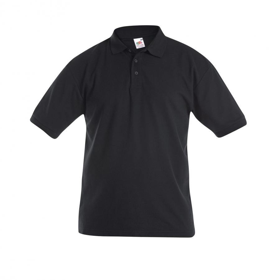 Herren Poloshirt Fruit of the Loom