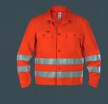Warnschutz - Arbeitsjacke