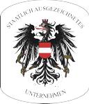 Reindl ist Träger des österreichischen Staatswappens